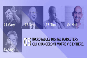 5 incroyables digital marketers22 300x200 - 5 incroyables digital marketers qui changeront votre vie entière.