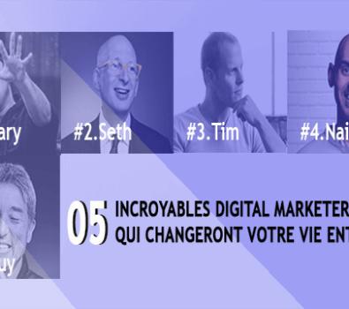 5 incroyables digital marketers22 395x350 - 5 incroyables digital marketers qui changeront votre vie entière.