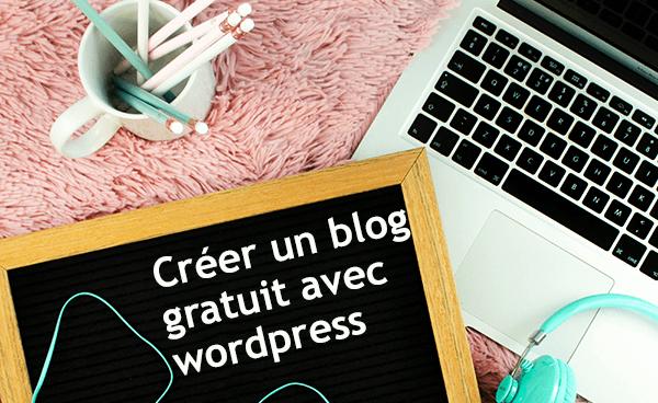 créer blog gratuit