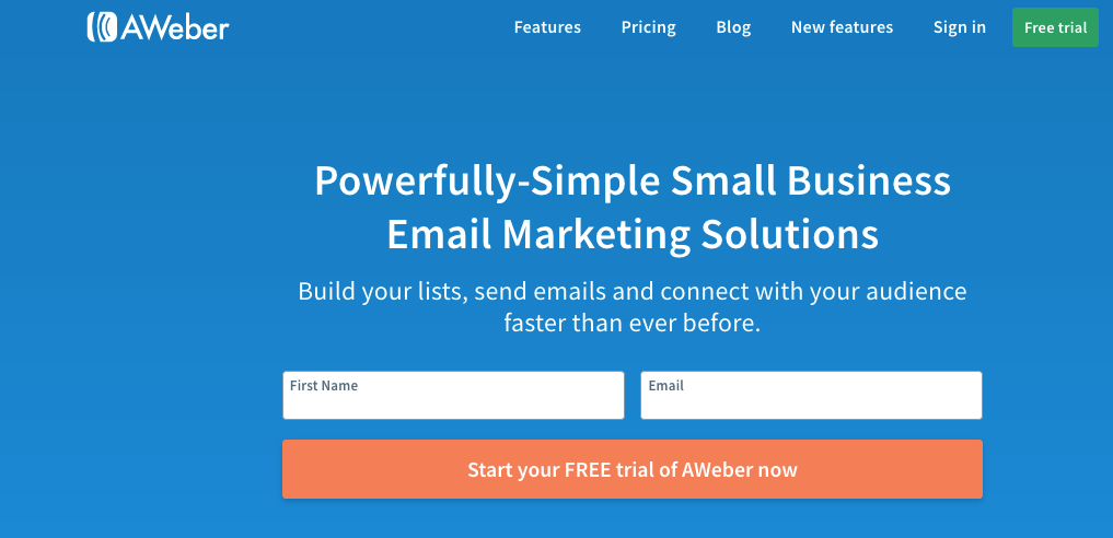 Aweber - Email Marketing: 6 outils pour toucher efficacement sa cible