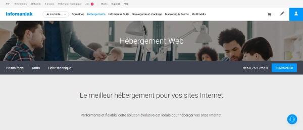 Infomaniak - How to choose a good web host?